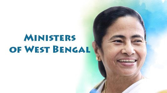 ministers of west bengal
